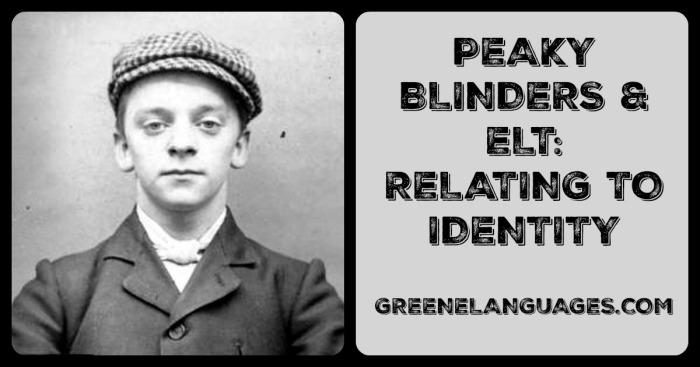 Peaky Blinders, ELT, Diversity, Birmingham
